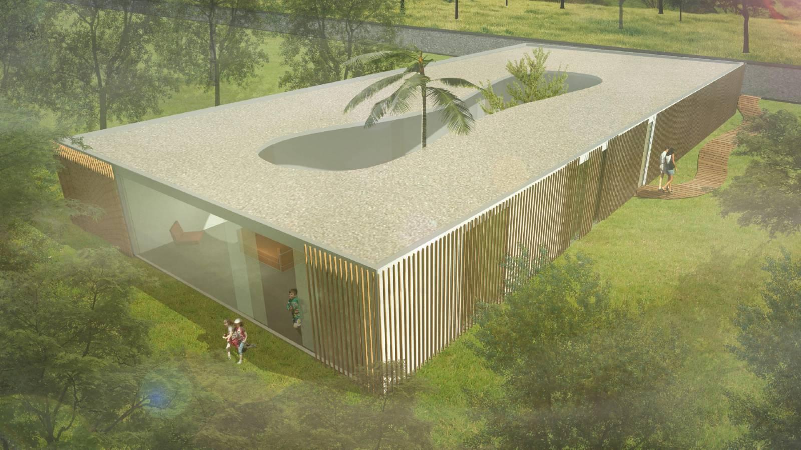 HOUSE #1 - EXTERIOR - 6 case study houses - SPOL Architects