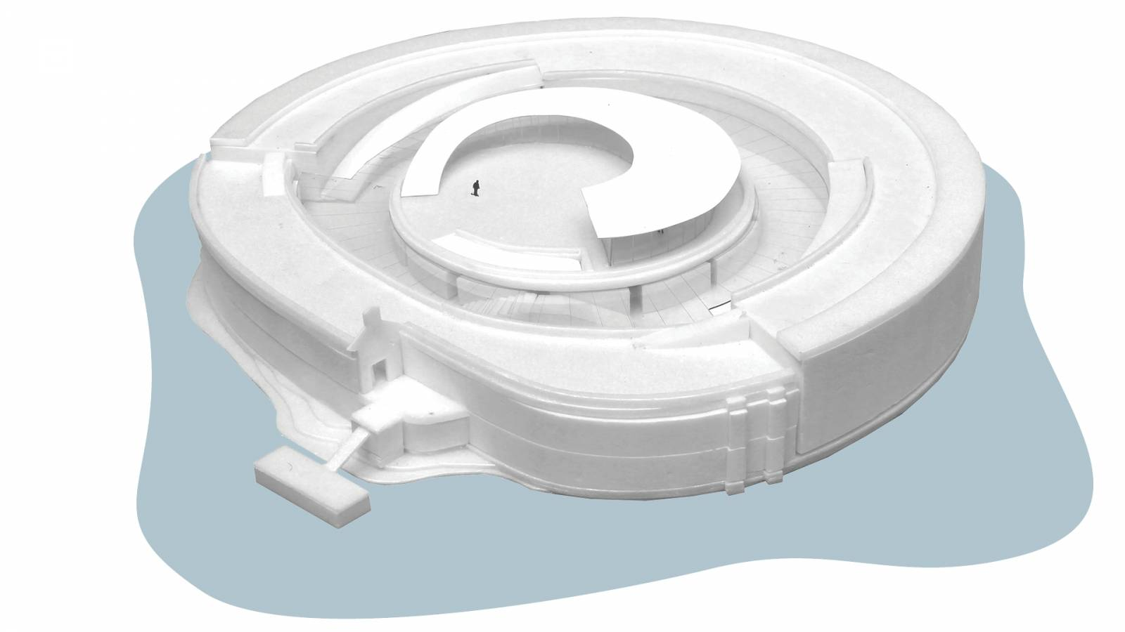 SKETCH MODEL - Forte São Marcelo - SPOL Architects