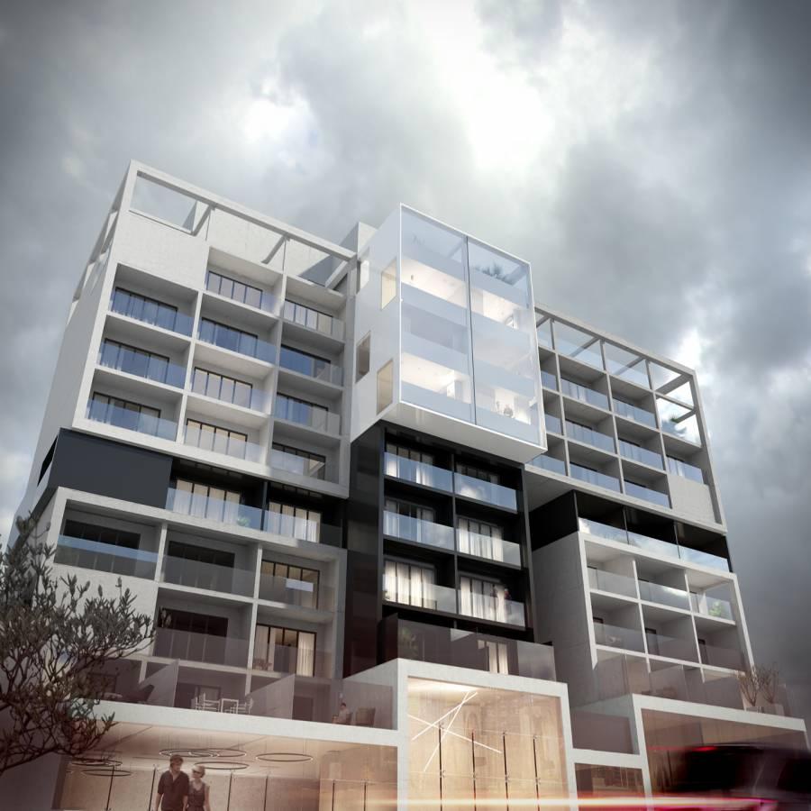 STREET VIEW - Fiandeiras Apartments - SPOL Architects