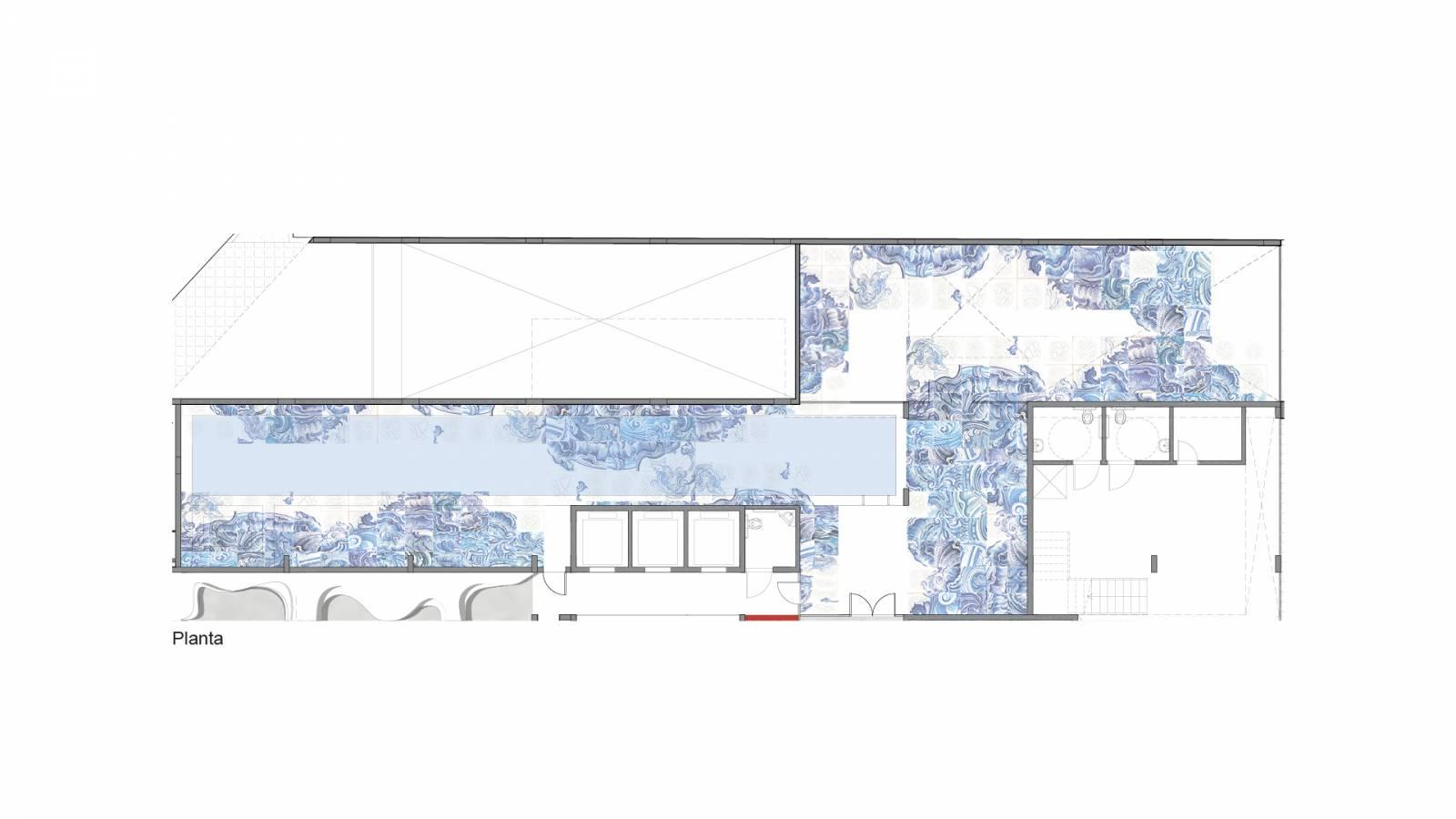LUXURY POOL - Fiandeiras Apartments - SPOL Architects