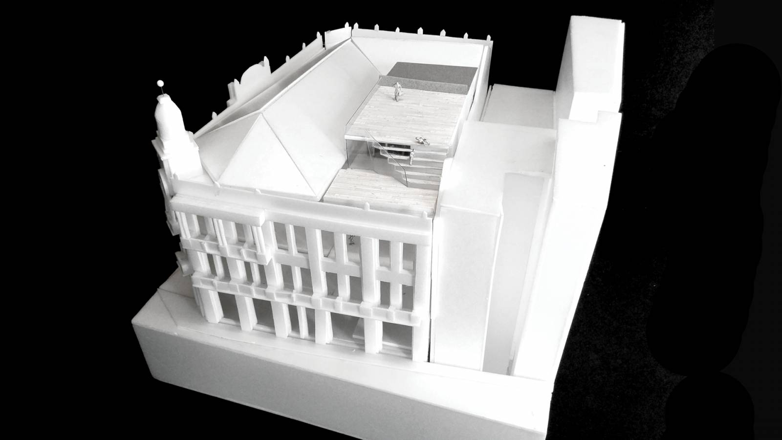MODEL - PALACETE - SPOL Architects