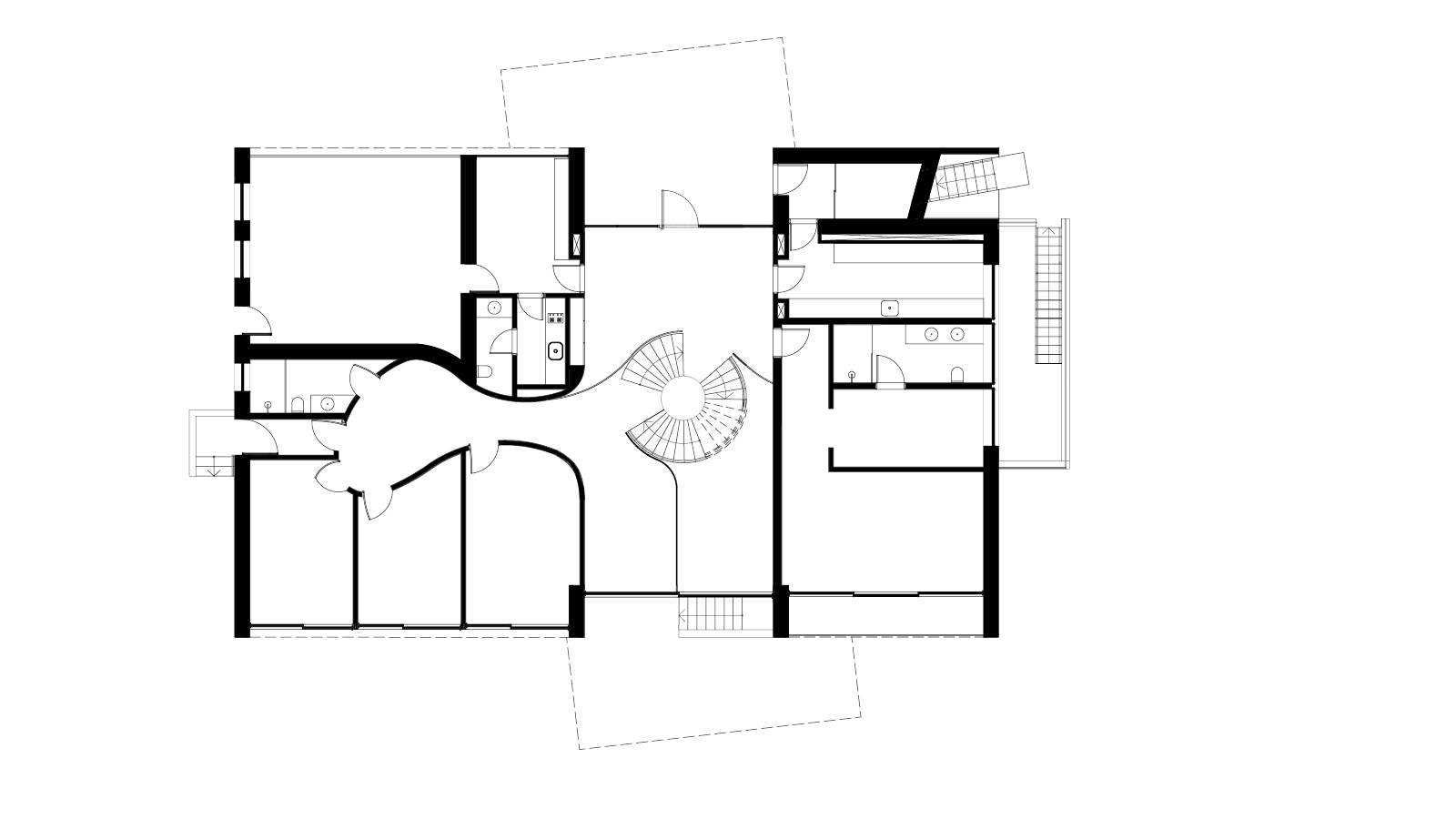 GROUND FLOOR PLAN - CPH HOUSE - SPOL Architects