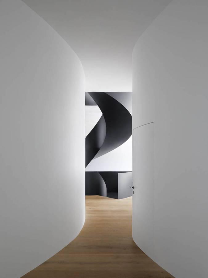 HALL - CPH HOUSE - SPOL Architects