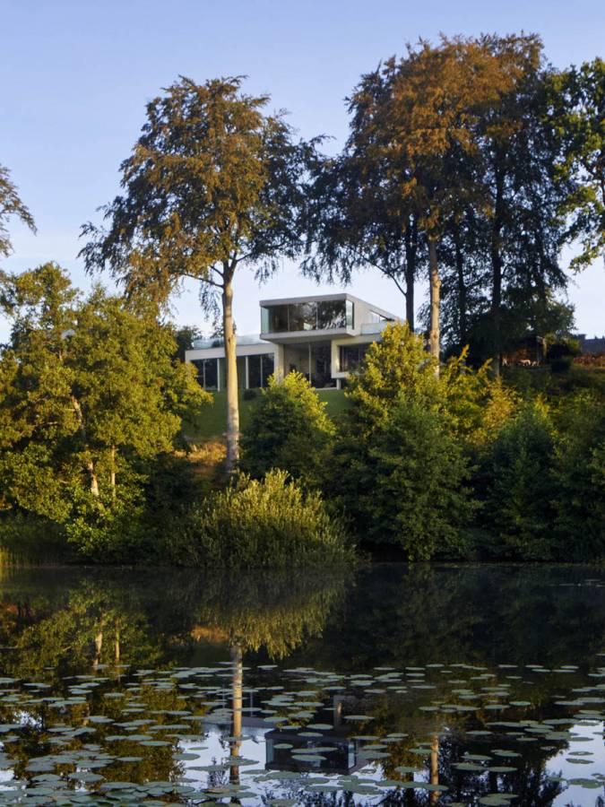 BACK DOOR LANDSCAPE - CPH HOUSE - SPOL Architects