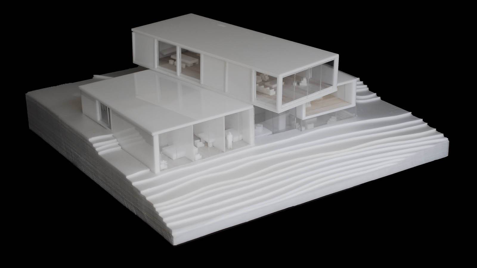 MODEL - CPH HOUSE - SPOL Architects