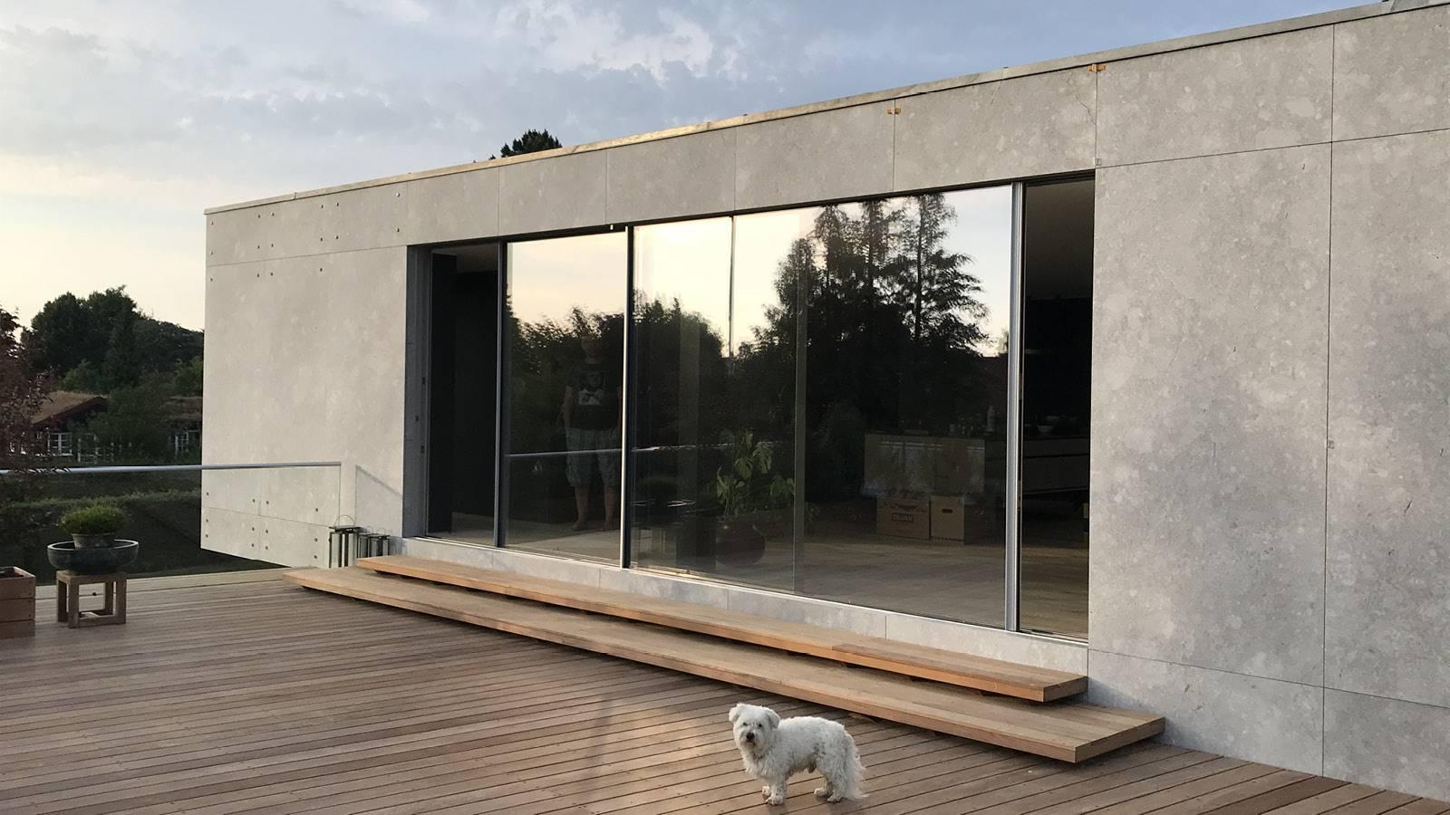 TERRACE - CPH HOUSE - SPOL Architects