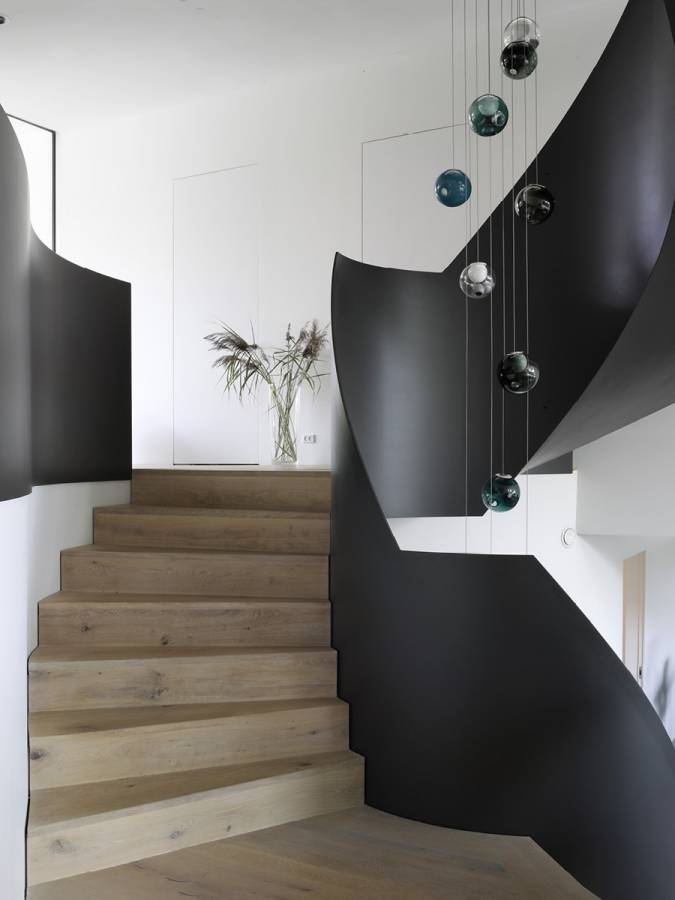 STAIR SCALE - CPH HOUSE - SPOL Architects