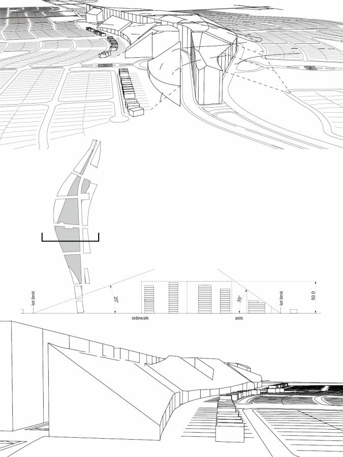 SECTION DIAGRAM - Alphaville Ceará - SPOL Architects