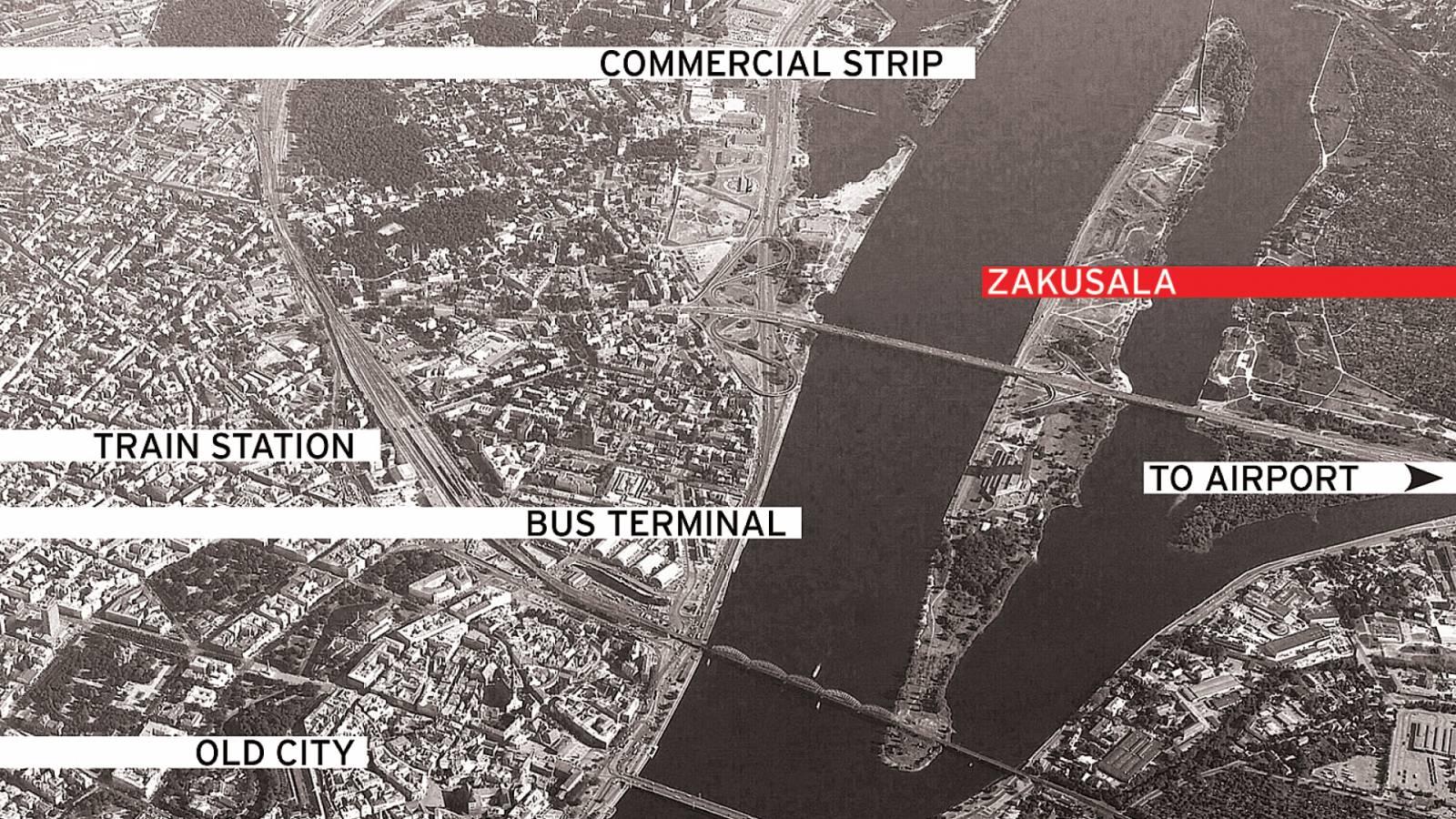 SITE - Zakusala - SPOL Architects