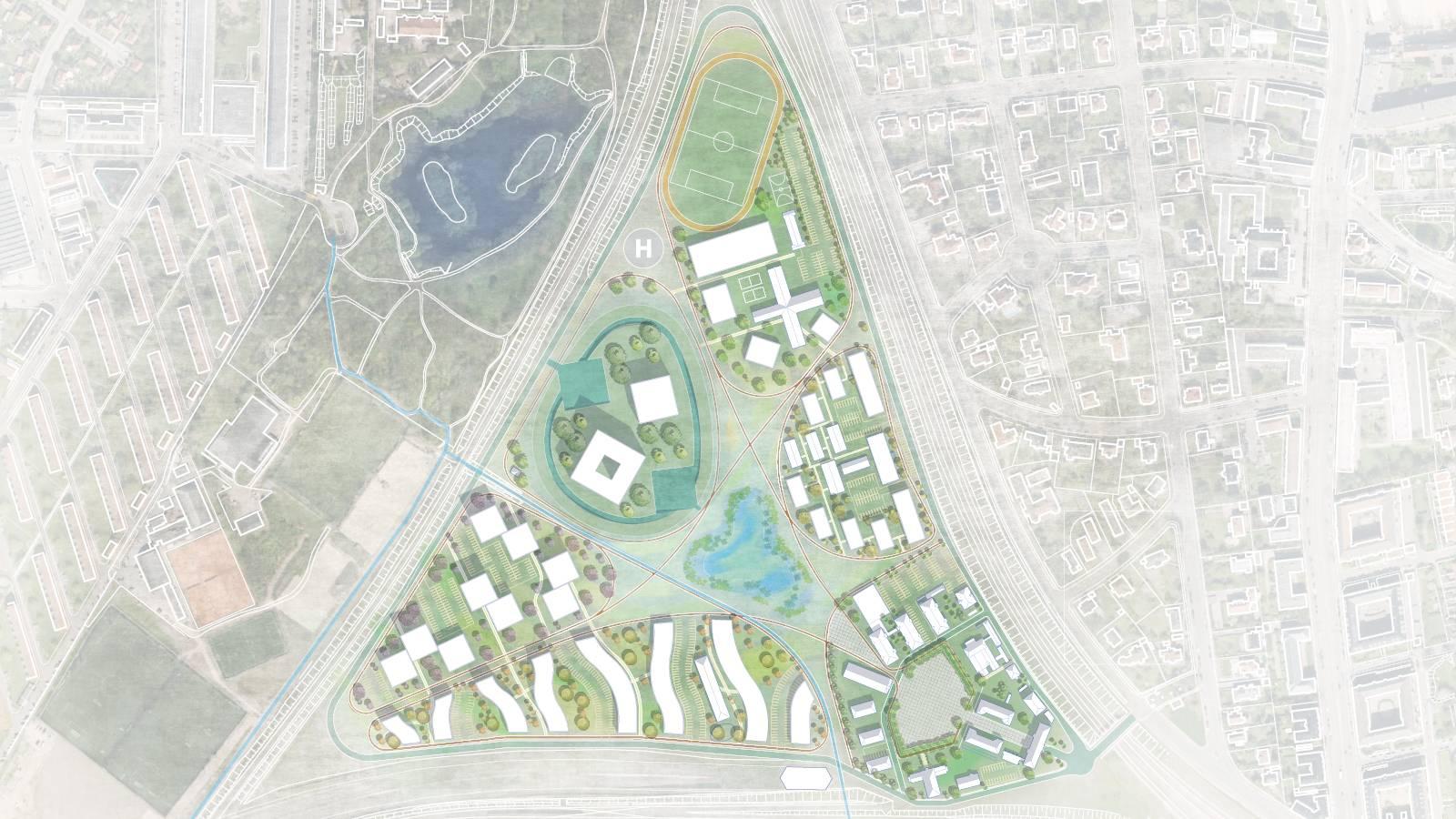 COMPLETE PLAN - Svanemøllens Kaserne - SPOL Architects