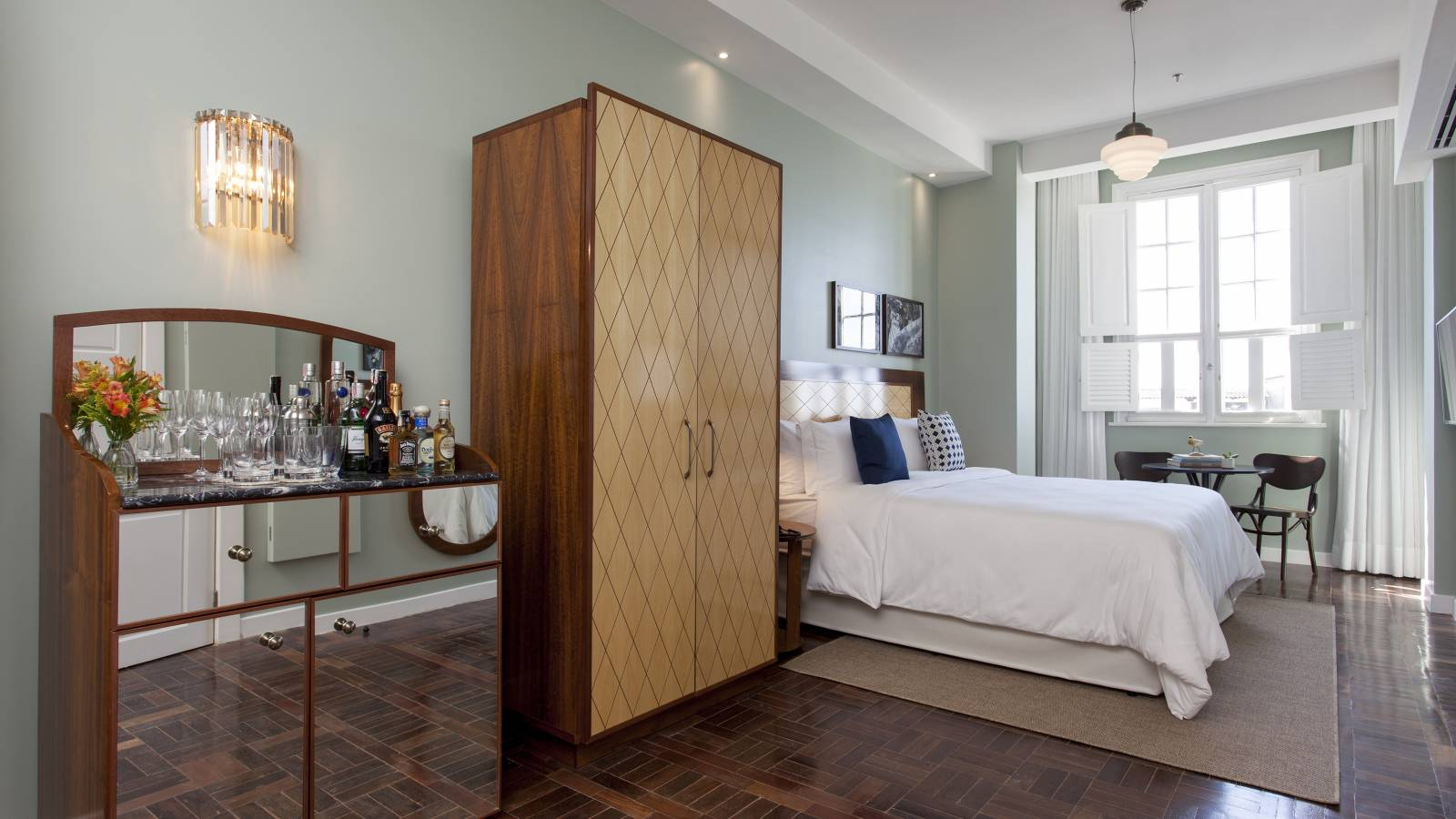 JR SUITE - Fera Palace Hotel - SPOL Architects