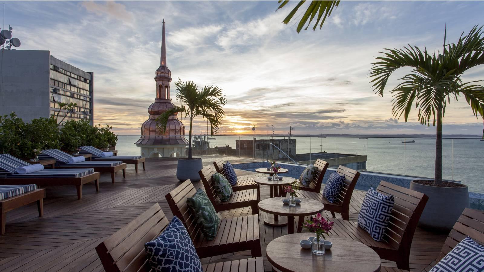 FERA LOUNGE - Fera Palace Hotel - SPOL Architects