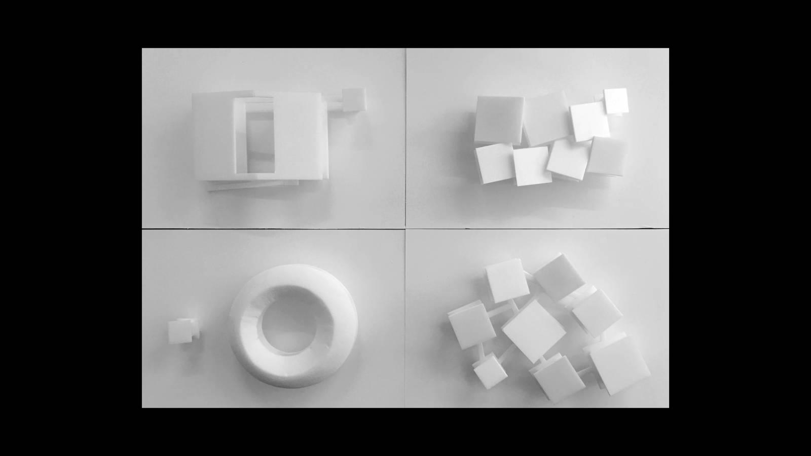 CONCEPT MODELS - Igapó-Açu School - SPOL Architects