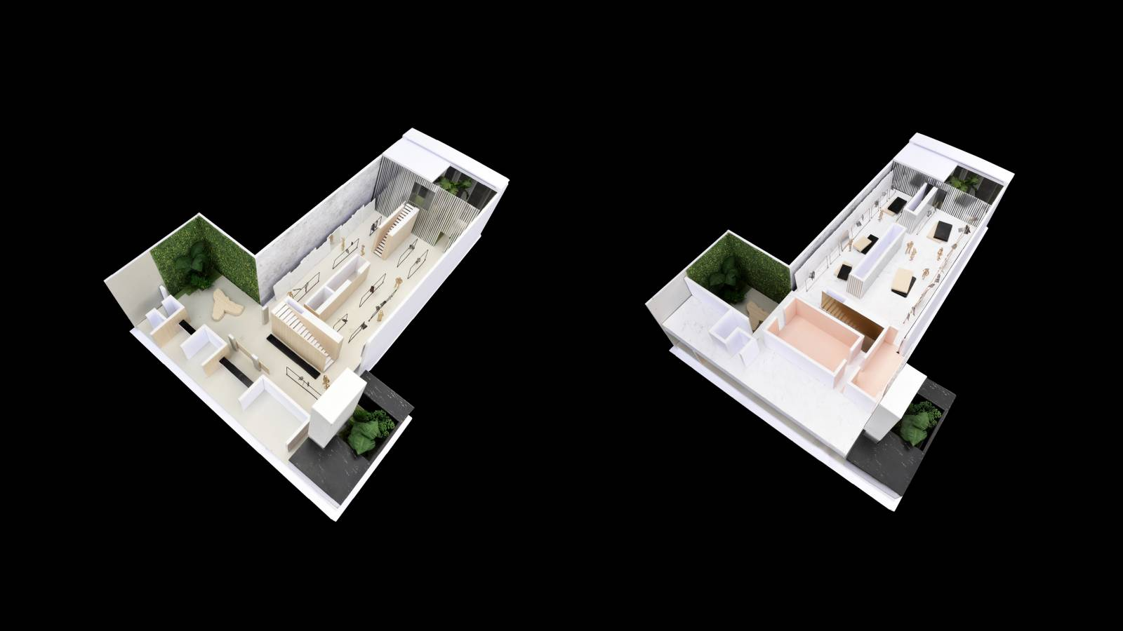 FINAL MODEL - NK Store - SPOL Architects