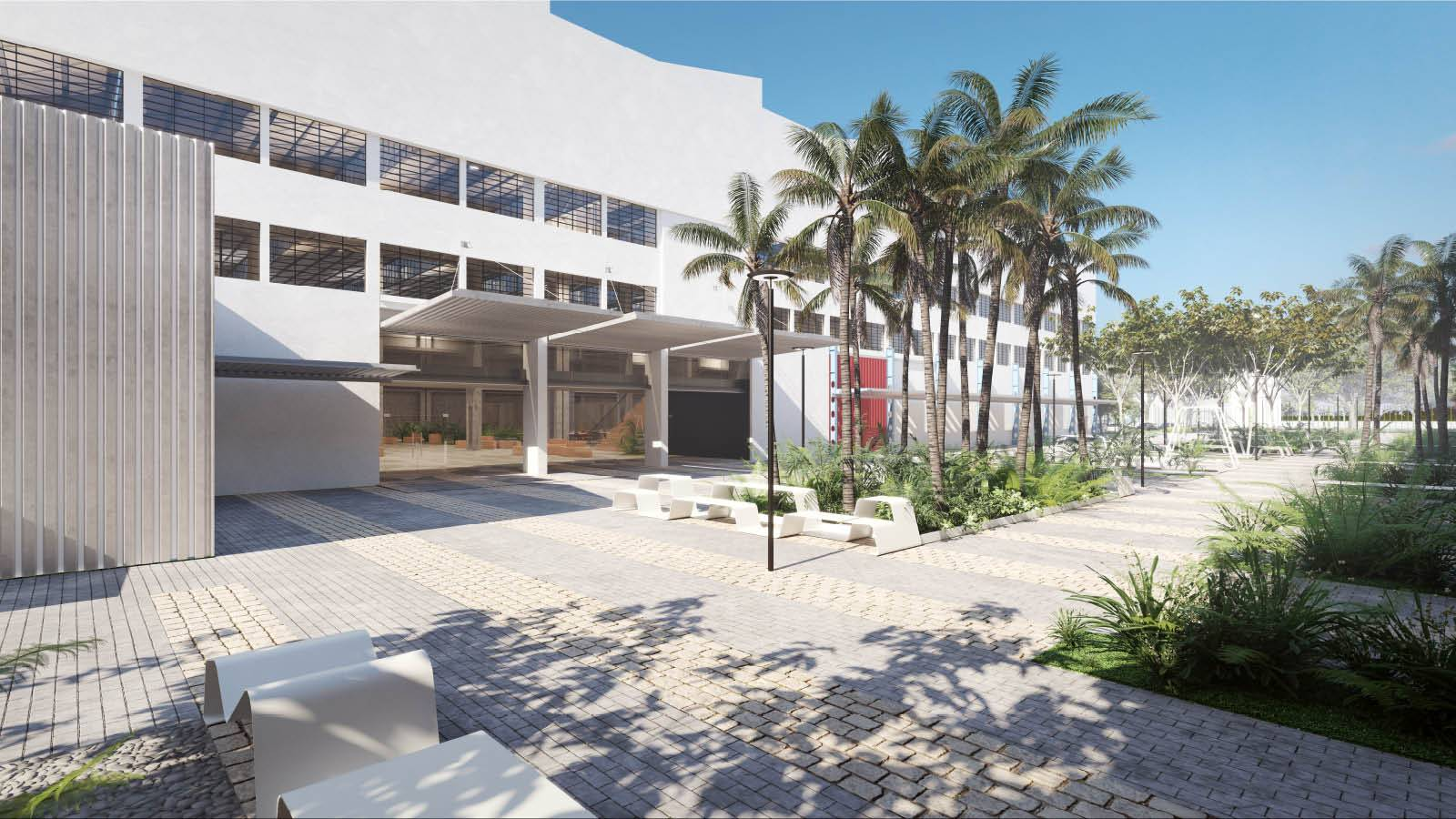 BOULEVARD VIEW - State - SPOL Architects