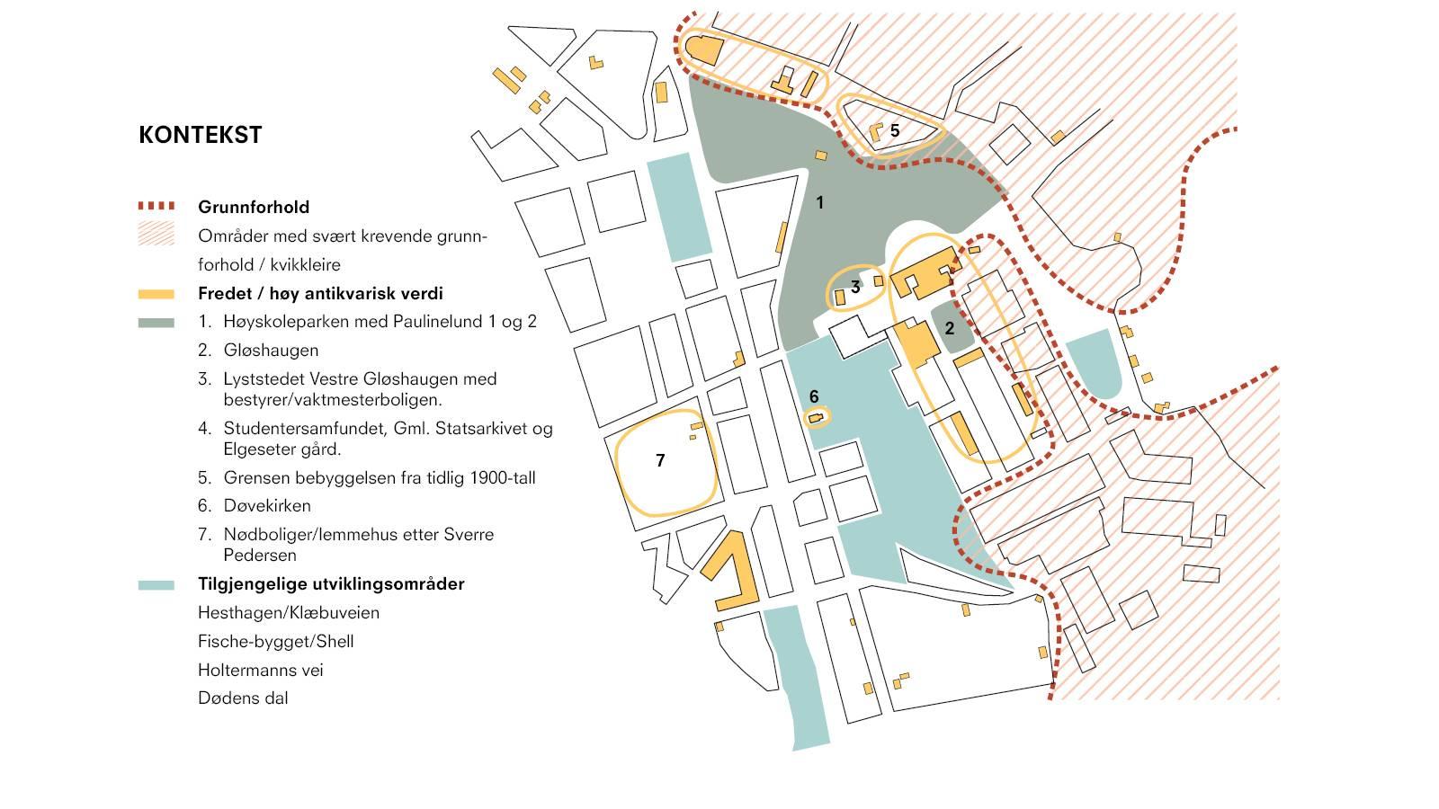 CONTEXT - NTNU – More Park, More City! - SPOL Architects