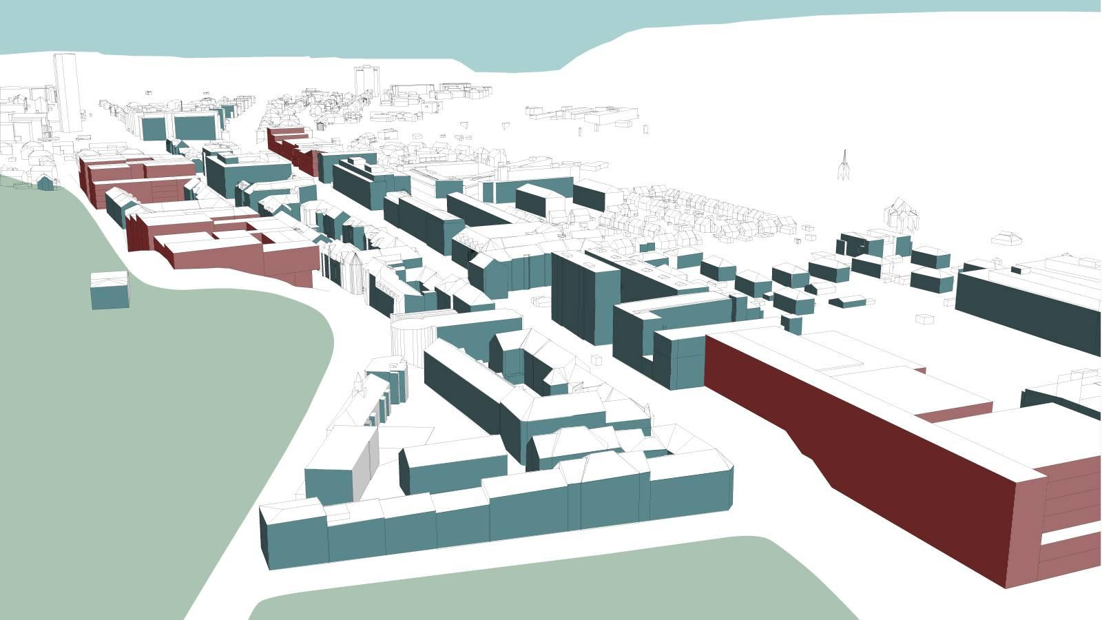 ELGESETER VIEW - NTNU – More Park, More City! - SPOL Architects