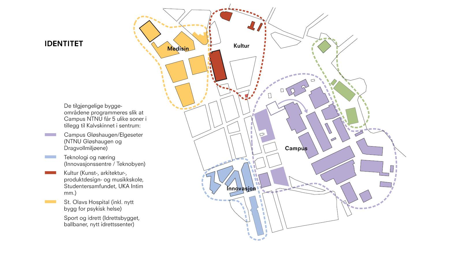IDENTITIES - NTNU – More Park, More City! - SPOL Architects