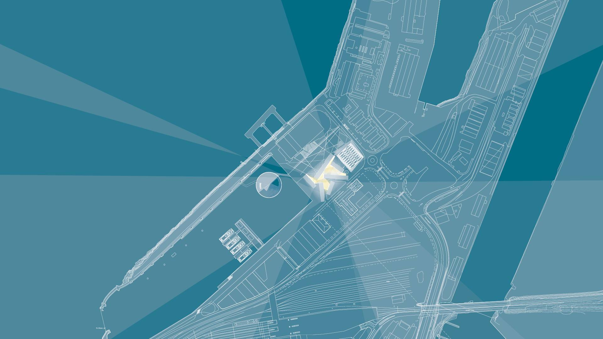 SITE PLAN - Clarion Hotel & Congress - SPOL Architects