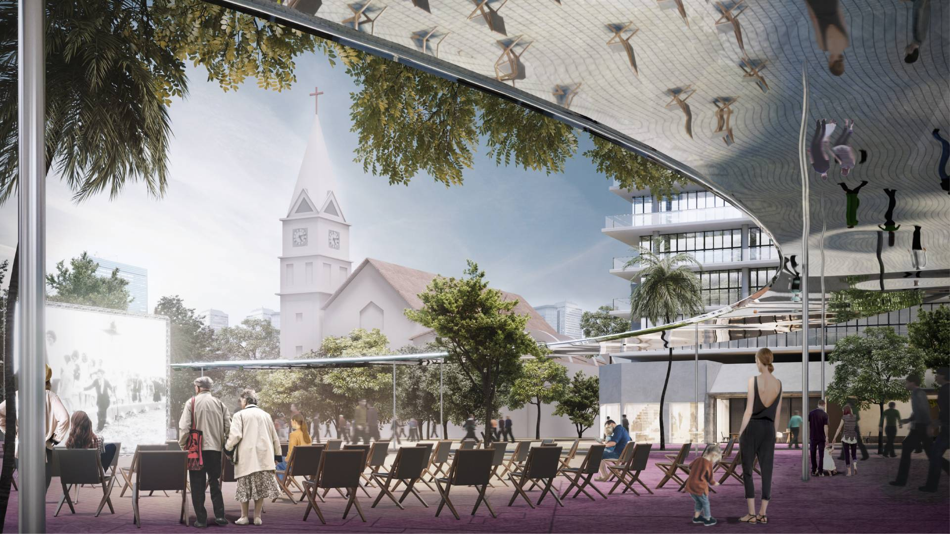 LARGO DA BATATA - Batata Master Plan - SPOL Architects