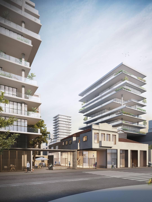 DEVELOPMENT STRATEGY  - Batata Master Plan - SPOL Architects