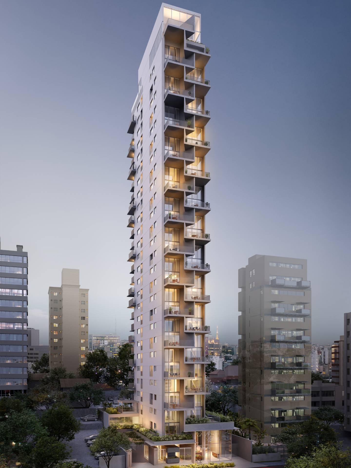 NORD RESIDENTIAL  - Nord Residential - SPOL Architects