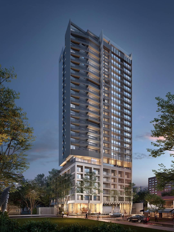 FACADES - Ventura Pinheiros - SPOL Architects